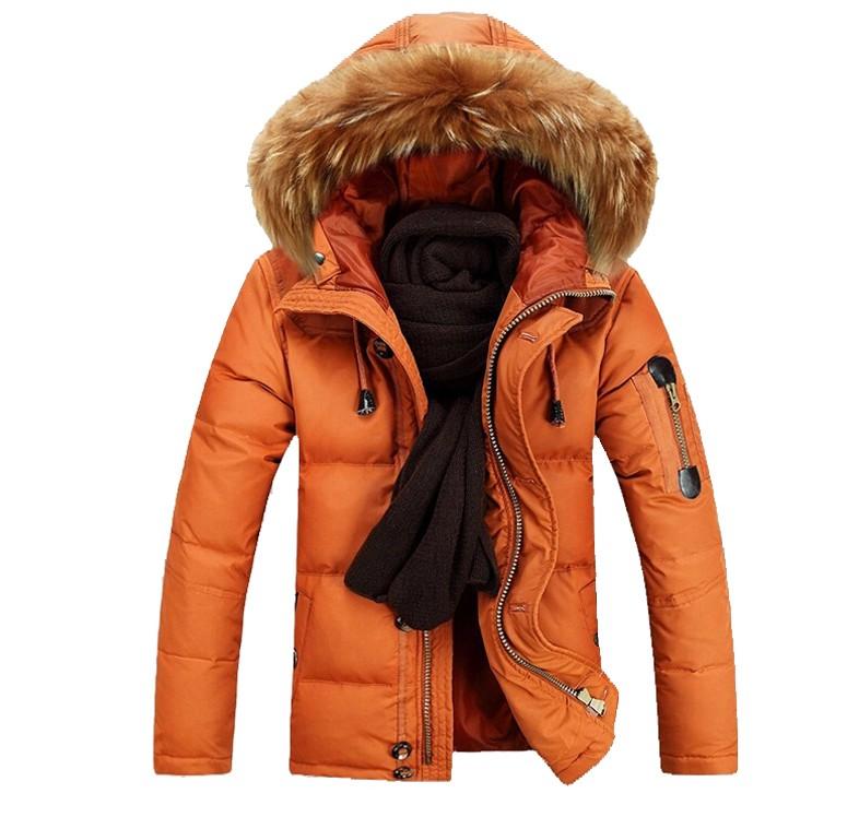 Как сделать зимнюю куртку уже